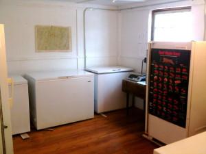 Barn Freezer Room