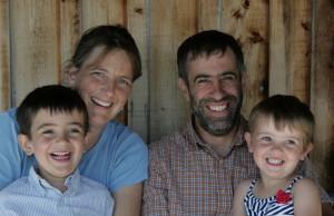 Eliza, Bart, and the Kids